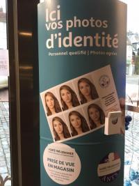 Service photos d'identité agrées avec un personnel qualifié!